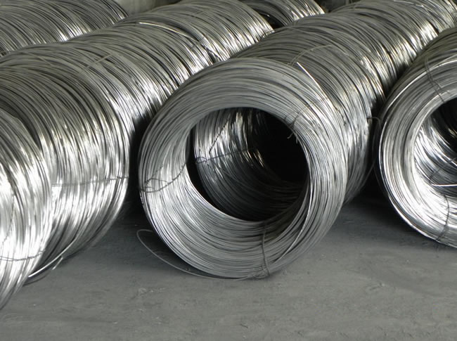 Baling Wire Tie Surface Treatment: Black Annealed, Galvanised, PVC ...